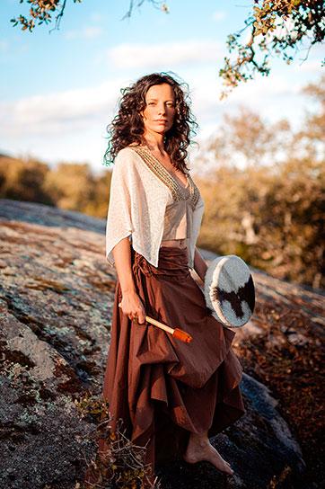 Esther Santiago - Musicoterapeuta y Psicóloga